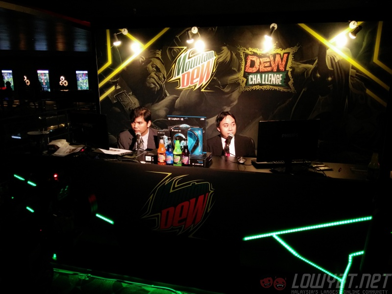 mountain dew dota 2 challenge champions only formed two days