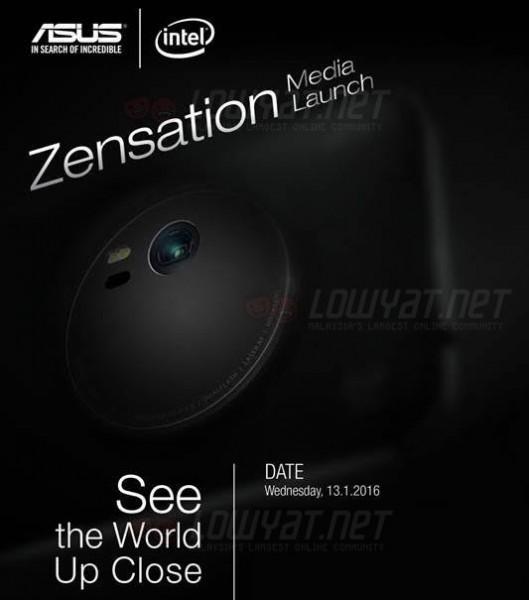ASUS ZenFone Zoom Malaysian Launch