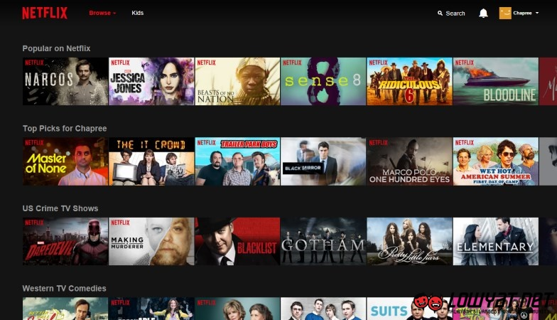 Netflix Officially Available In Malaysia Starts At Rm 33 Per