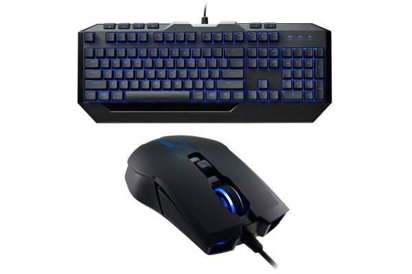 Cooler Master Devastator II Gaming Keyboard and Mouse Combo