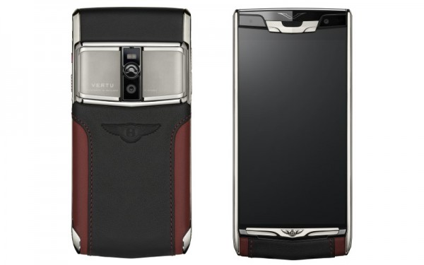 Vertu New Signature Touch for Bentley