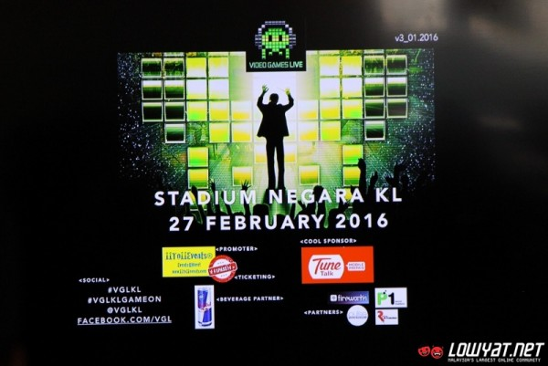 Video Games Live KL 2016