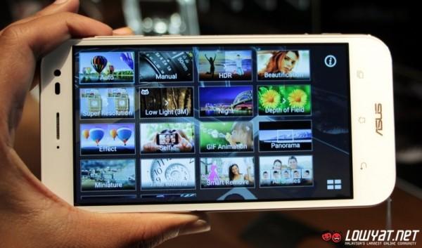 ASUS ZenFone Zoom Hands-On 02