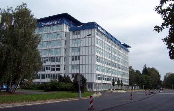 Foxconn Building