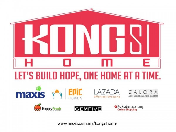 Maxis Kongsi Home_Collaborating partners