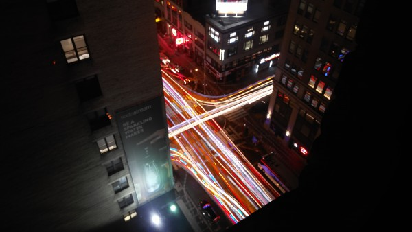 Sample Image 7 - Pro Mode Golden Years City Traffic