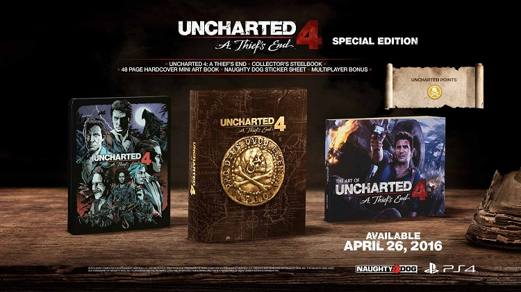 Uncharted 4: A Thief's End Pre-Order Starts Today | Lowyat.NET