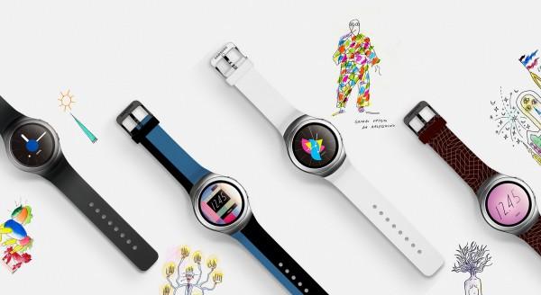 gear s2 new watchface
