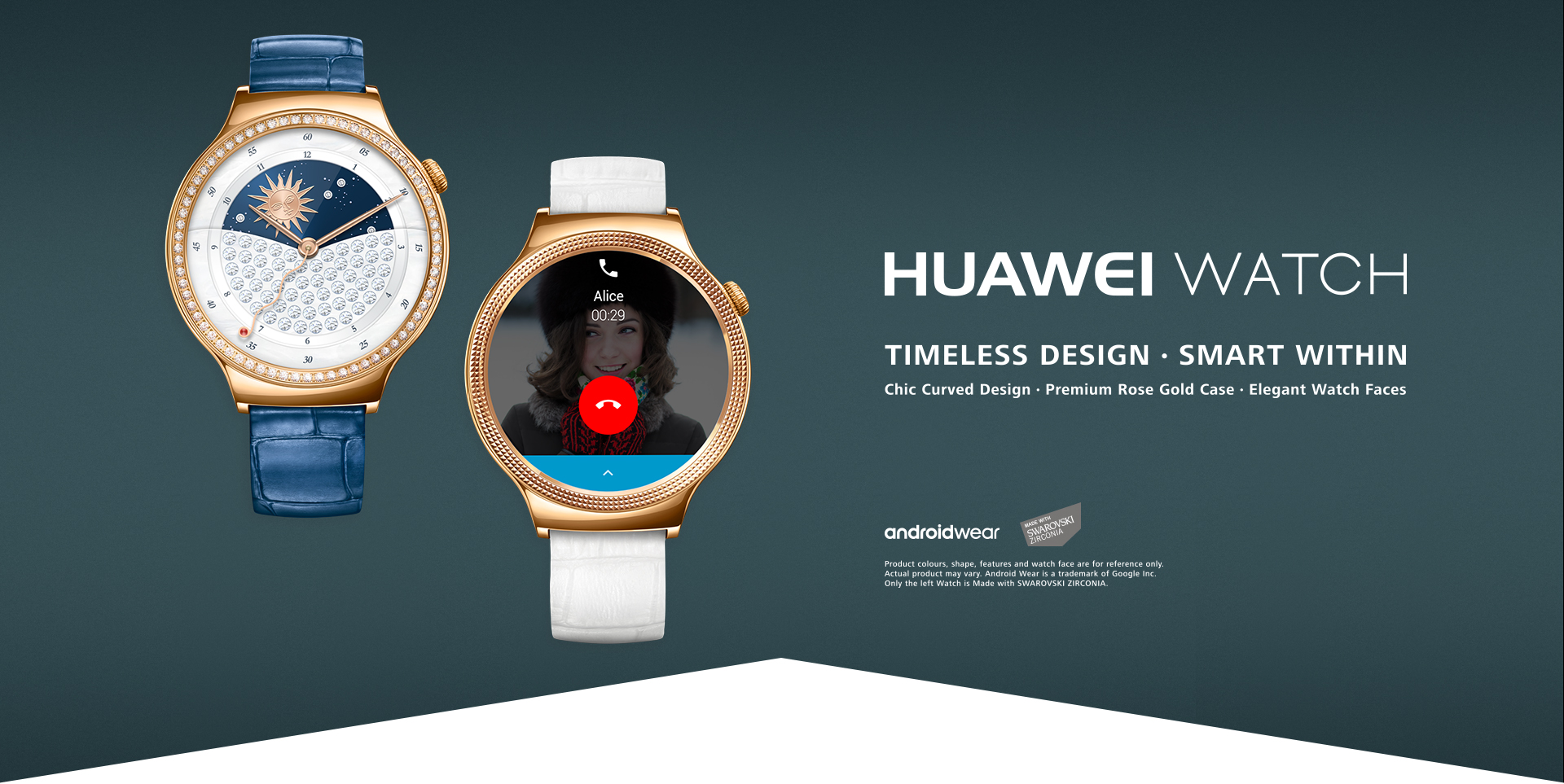 CES 2016: Huawei Showcases Two New Watch Models For Women ...