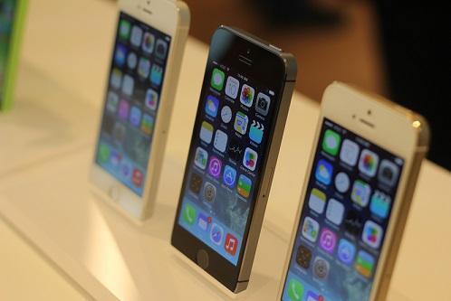 iPhone5s-storedisplay