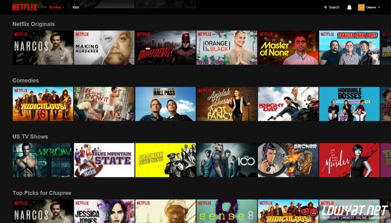 Netflix Free Movies