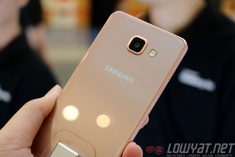 Samsung Galaxy A 2016 Malaysia 4