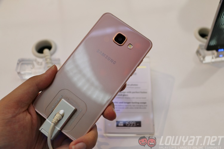 Samsung Galaxy A 2016 Malaysia 5