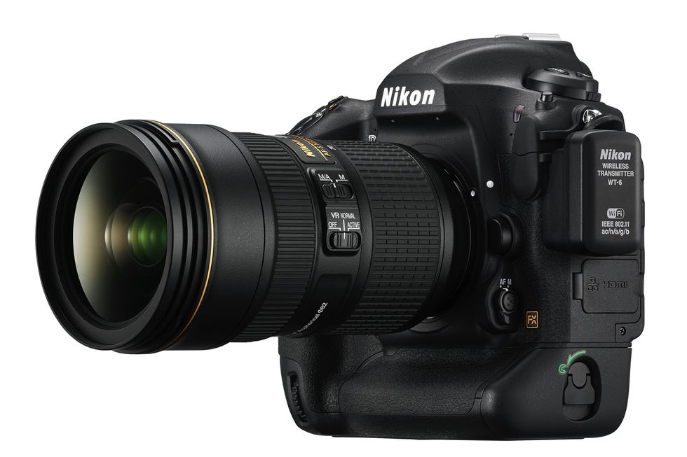 Nikon Introduces Two New Dslr Cameras At Ces The D5 And