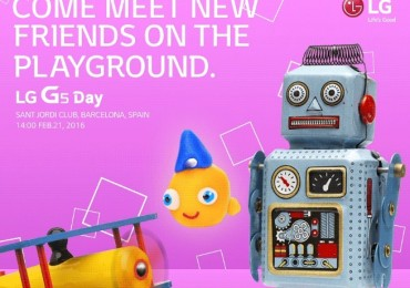 LG G5 Launch MWC 2016
