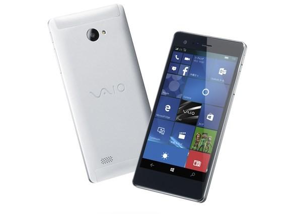 Vaio Phone Biz - Windows 10 Phone