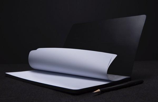 Razer Blade Stealth Paper Notebook