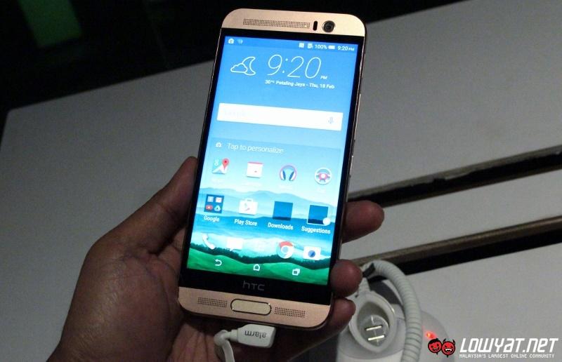 160218 HTC One ME Malaysia 06