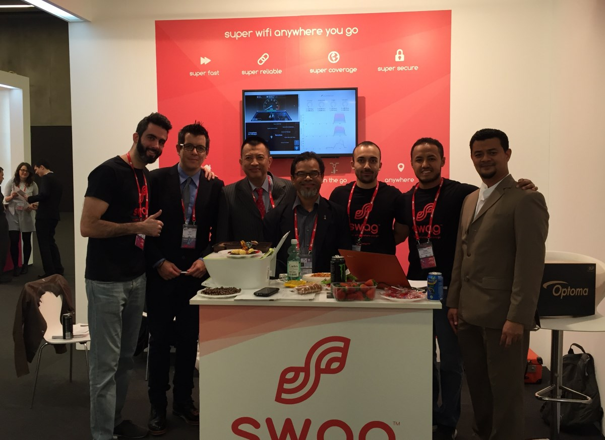 Tune Talk and SWAG At MWC 2016