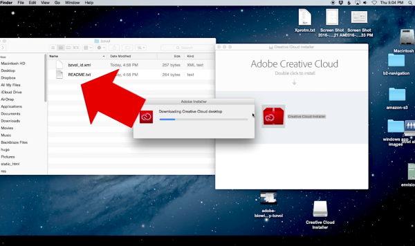 Adobe CC Deletion