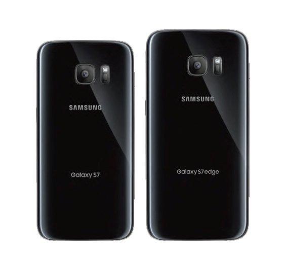 Galaxy S7 evleaks