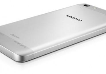Lenovo Vibe K5 Back