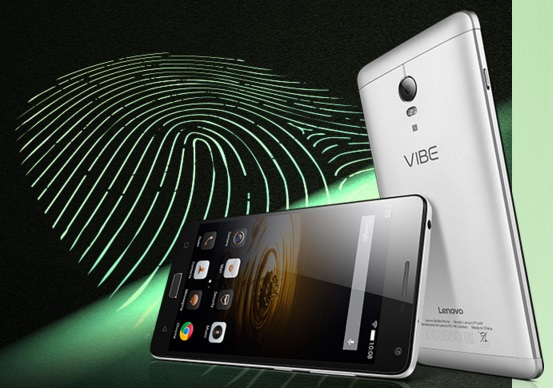 Lenovo Vibe P1 Turbo Indonesia Promo Finger Print