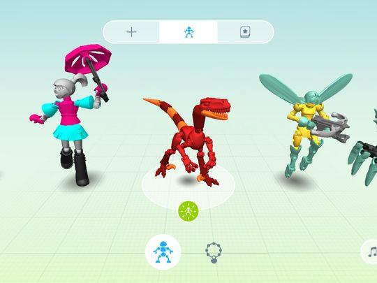 Mattel ThingMaker App