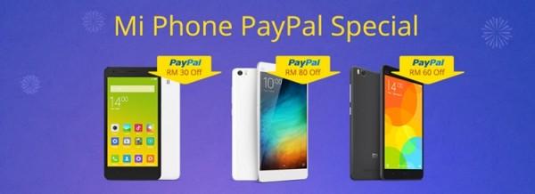 Mi Phone PayPal Specia