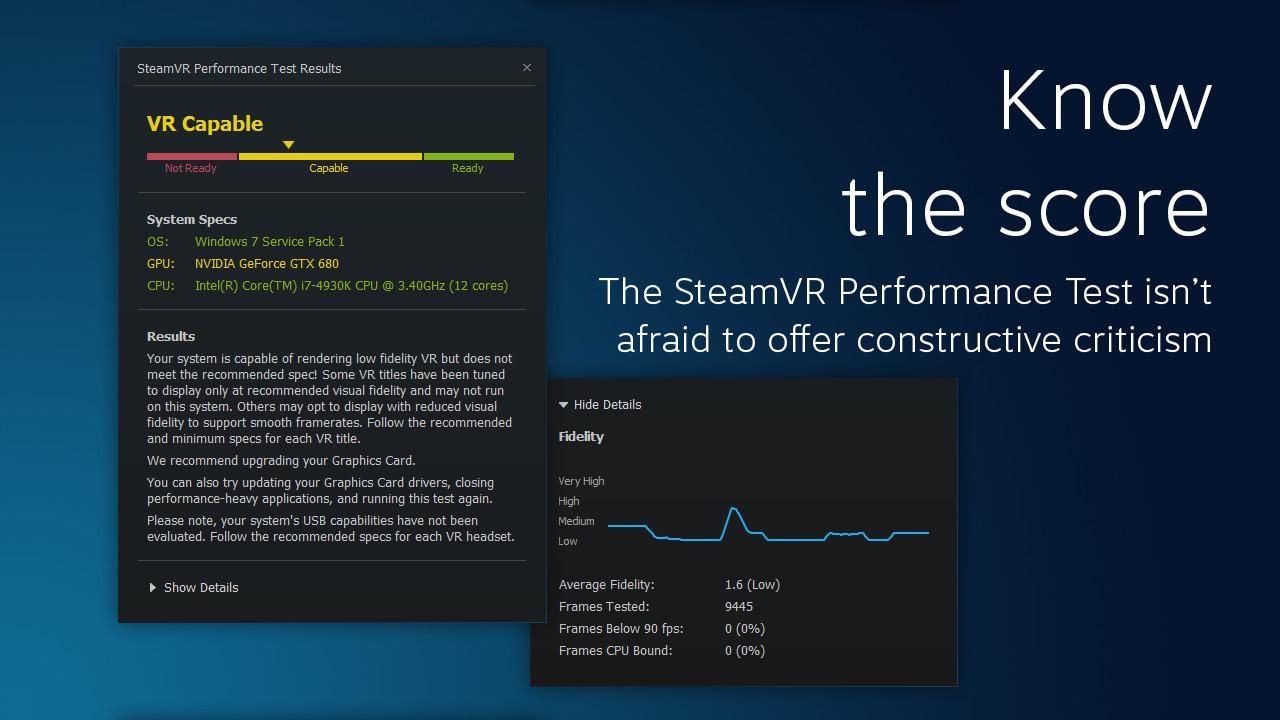 SteamVR Test 2