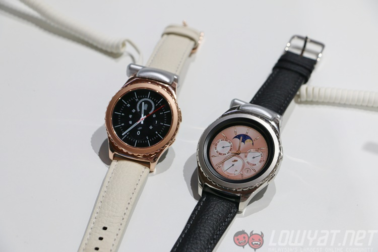 Samsung Has A New Gear S2 Classic; Now With eSIM ...
