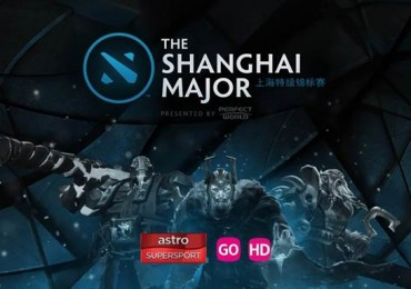 The Shanghai Major On Astro