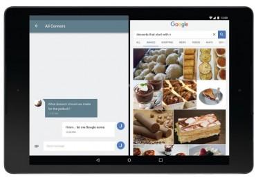 Google N Multi-Window Mode