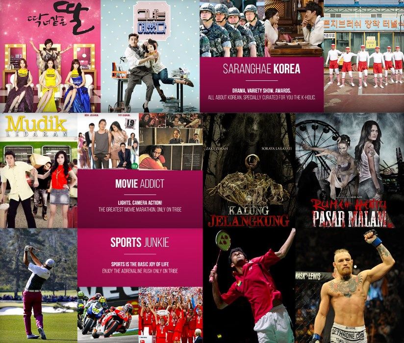 Astro Launches Tribe Streaming Video Service: Now Available In Indonesia, Targets Mobile Users ...