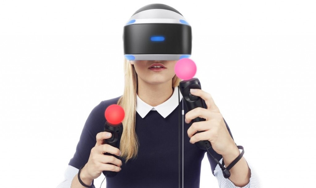 PlayStation VR and PlayStation Move