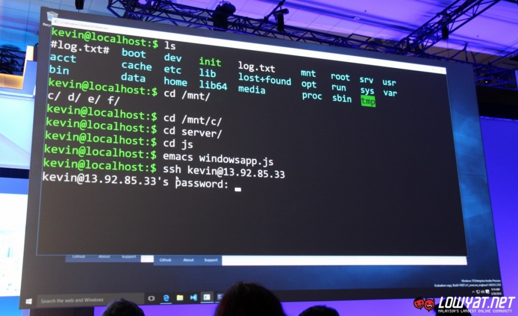 160330 Bash Ubuntu Linux on Windows 10 02