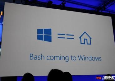 160330 Bash Ubuntu Linux on Windows 10 03