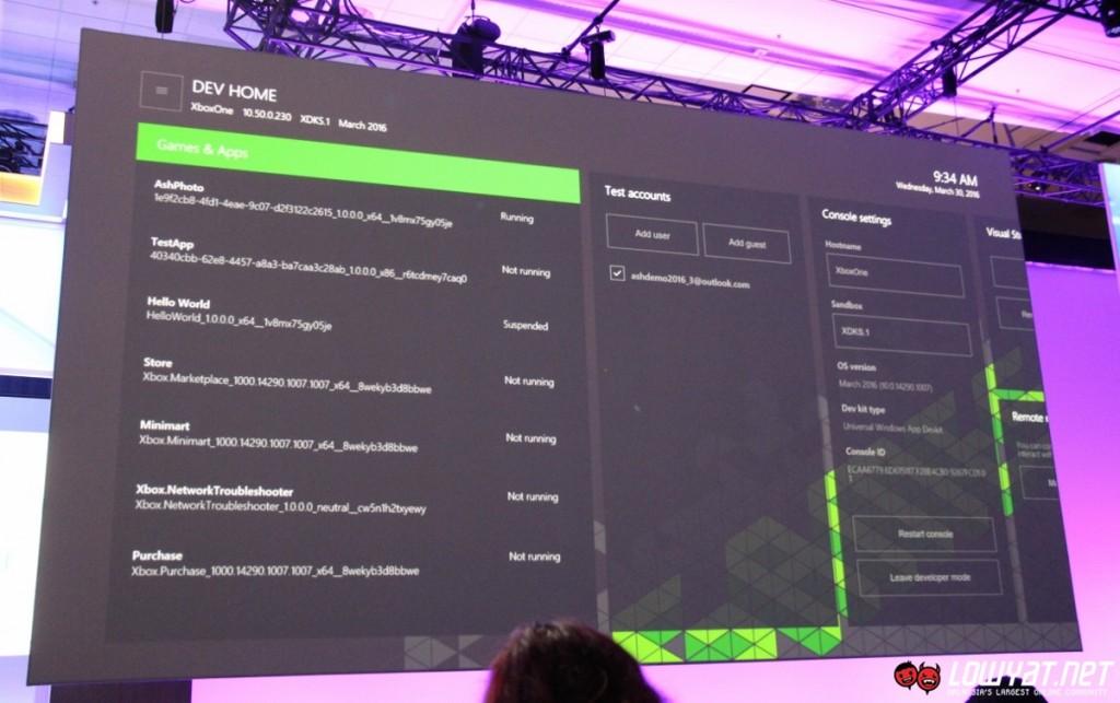 160330 Xbox Dev Mode 03