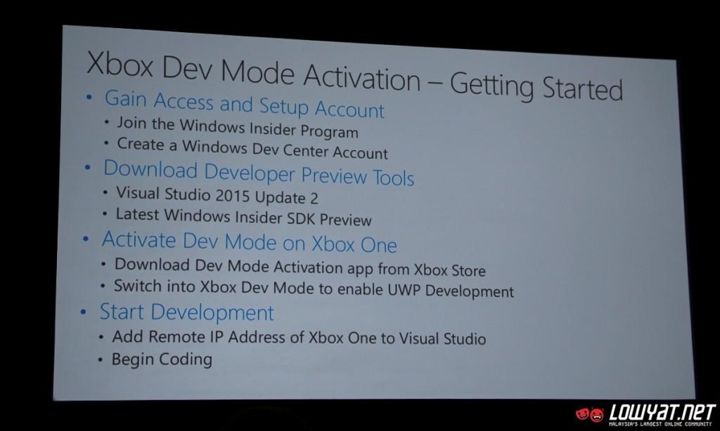 160330 Xbox Dev Mode 05
