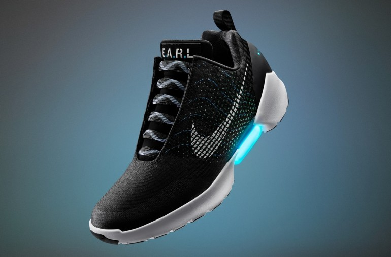 f6033af3a609 Nike Debuts HyperAdapt 1.0  All New Shoes With Fully Functional Self-Lacing  System