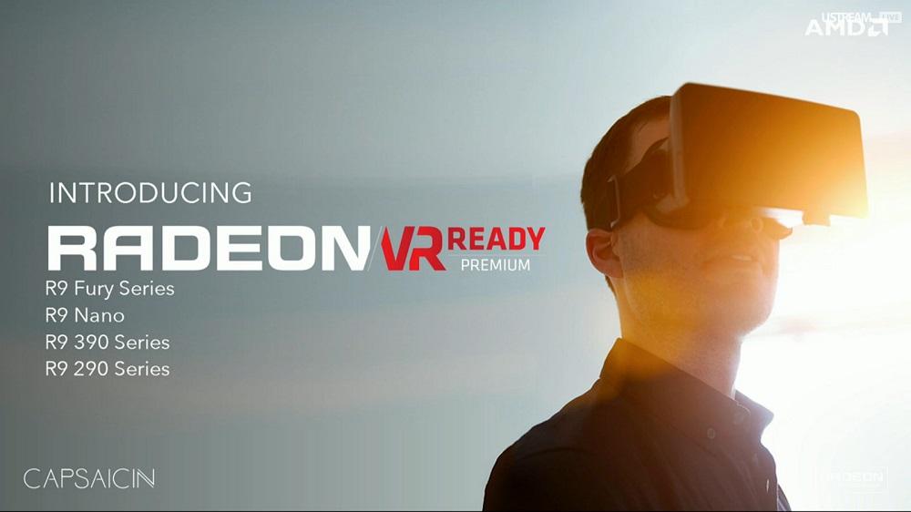 AMD VR Ready Prremium