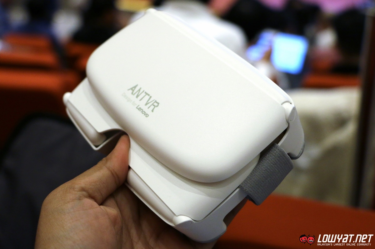 ANTVR PhoneGlass For Lenovo Hands On 02