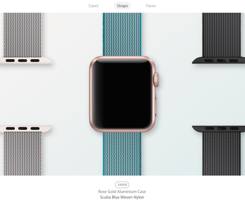 Apple Watch Interactive Gallery 2