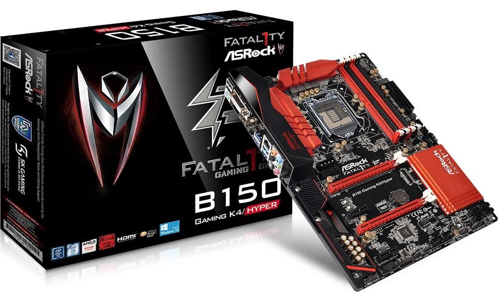 Fatal1ty B150 Gaming