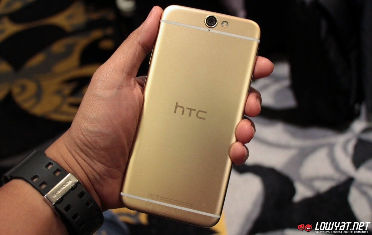 HTC One A9 Hands On 04