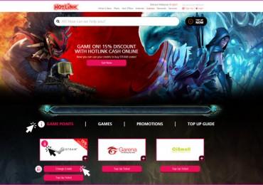 Hotlink Credit Steam Splash