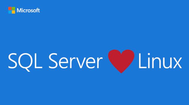 Microsoft SQL Linux