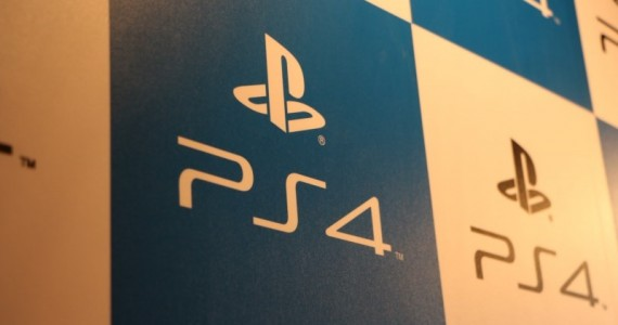 PlayStation 4 Logo-kinda