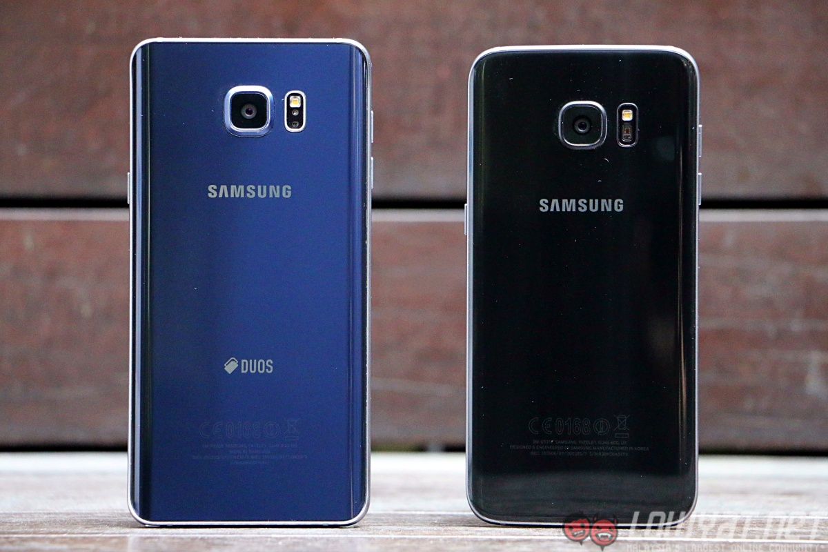 Samsung Galaxy S7 edge Review: Not Perfect, But Pretty ...