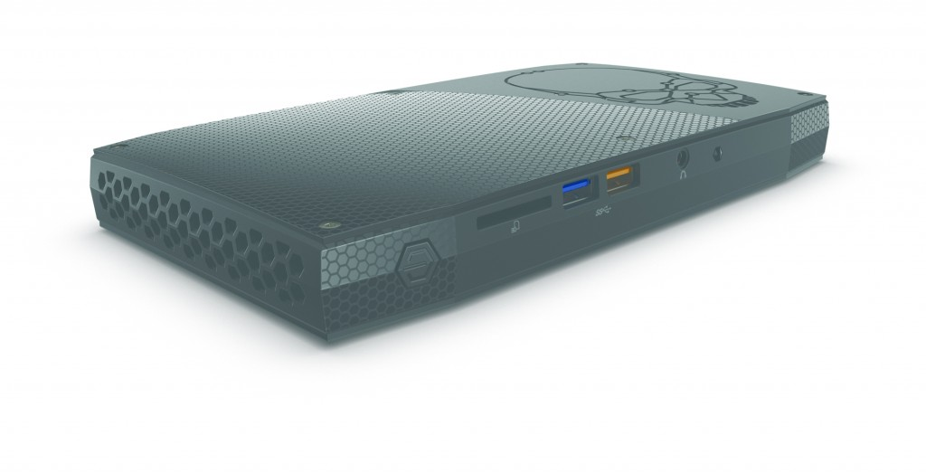 Skull Canyon NUC Front
